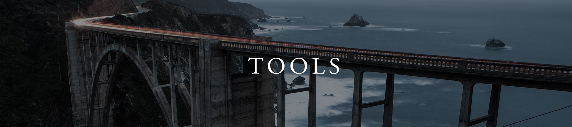 Website Header Tools